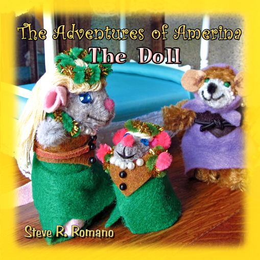 The Adventures of Amerina: The Doll